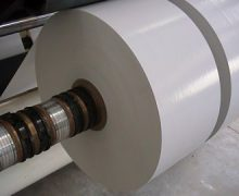 Large Roll Of Labelstock